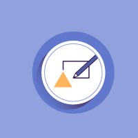 icone mix-media simple